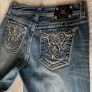 Miss Me Jeans - Capris
